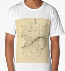 Fluid Dynamics  Long T-Shirt