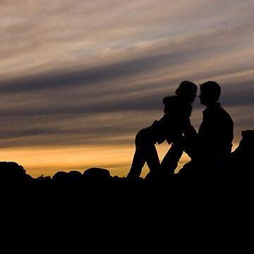 Sunset Romance by HoaK