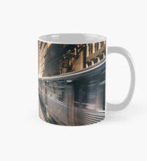railway station Mug