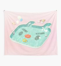 Poolday Wall Tapestry