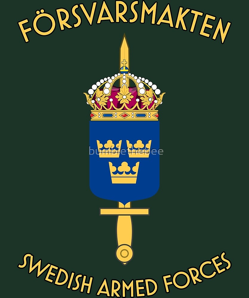 swedish armed forces by bumblethebee