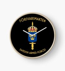 swedish armed forces Clock
