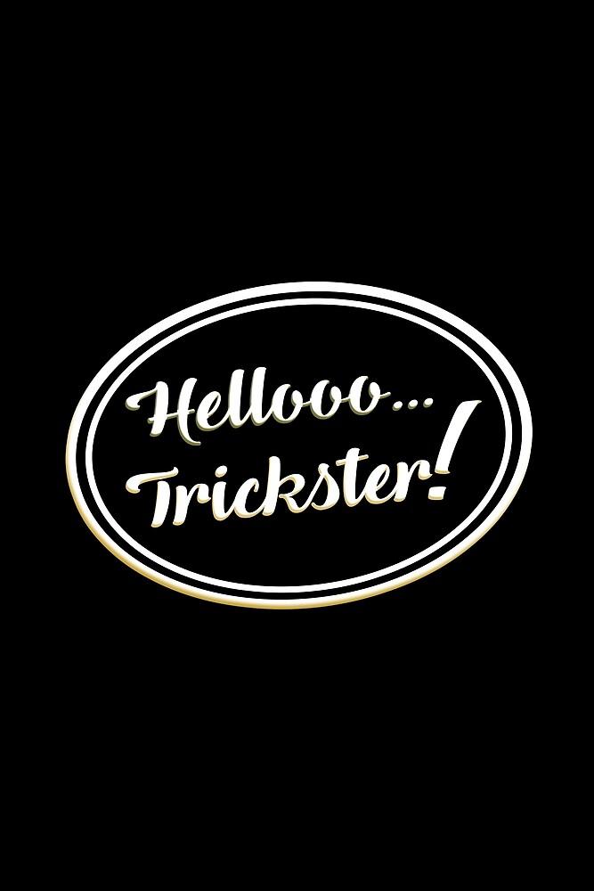 "Supernatural Gabriel ""Hellooo...Trickster"" by Julie LaRue"
