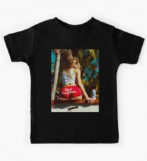 Surfer Girl ★ Kids Tee
