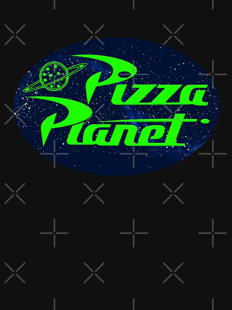 Pizza Planet  by MammothTank