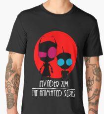 Invader Zim - The Animated Series Men's Premium T-Shirt