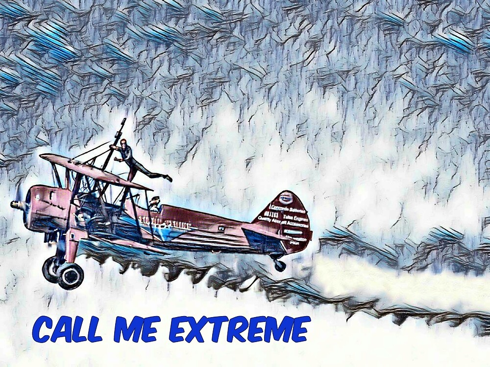 Extreme by Johnhalifax