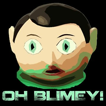 'Oh Blimey' - The Legend Frank Sidebottom by appfoto