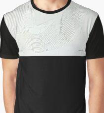 White On White Graphic T-Shirt