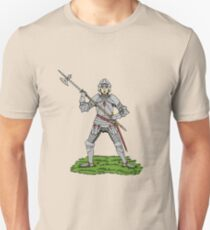 Fifteenth Century English Knight Unisex T-Shirt