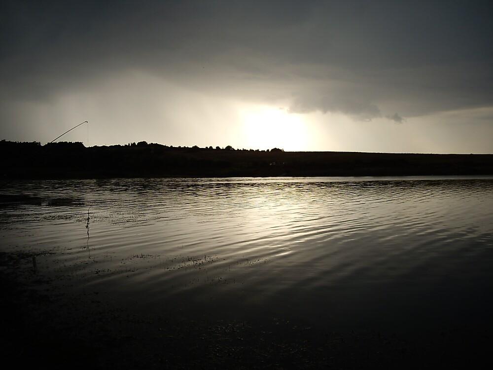Before the rain by Kirbo