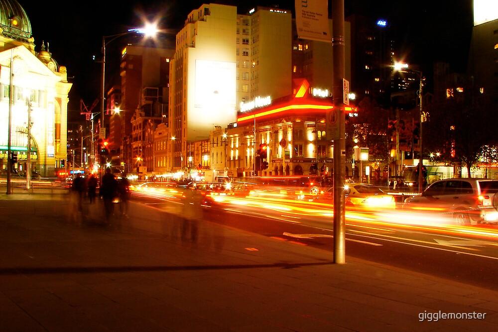 Melbourne Nights 2 by gigglemonster