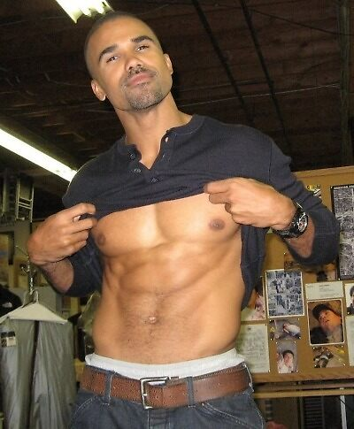 Shemar Moore  by cultwinona