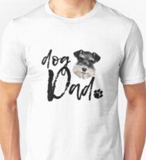 Hunderasse-Zwergschnauzer-Vati Slim Fit T-Shirt