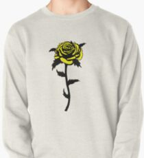 Yellow Rose Pullover