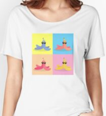 Banana Invasion Women's Relaxed Fit T-Shirt