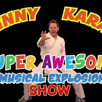Johnny Karate von TheRonSwanson
