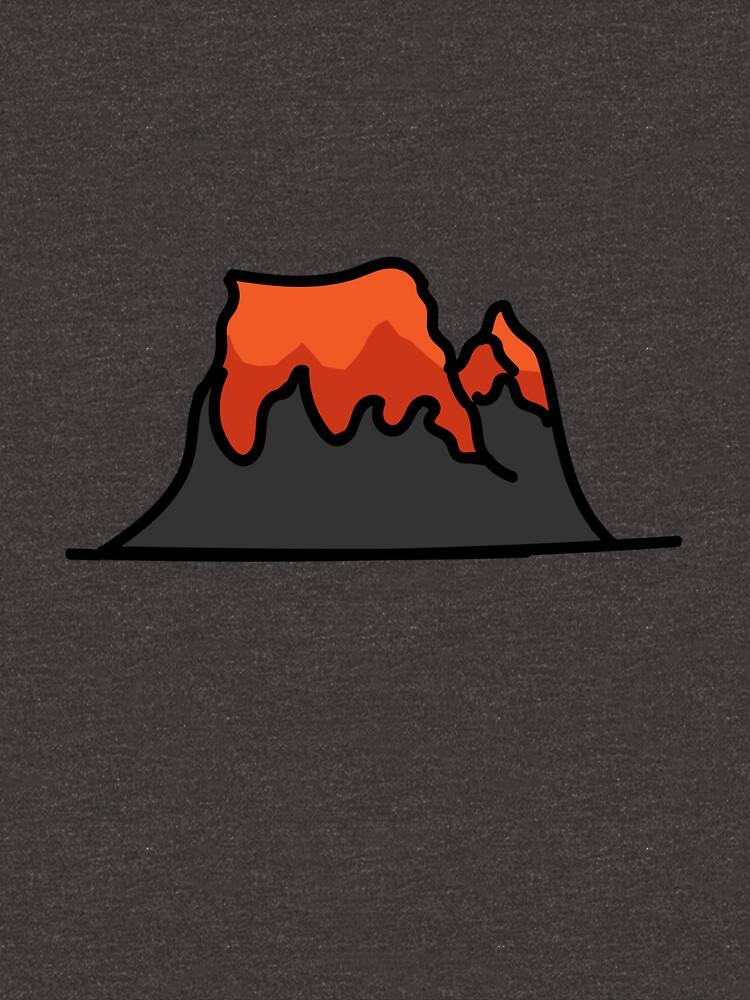 Volcanic Comfort by designbydomm