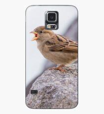 bird at lake Case/Skin for Samsung Galaxy