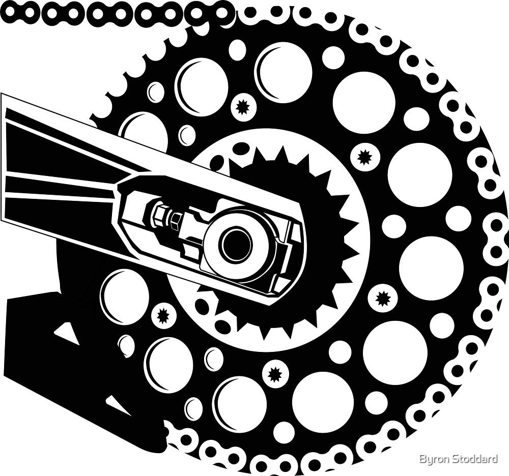 Supercross by Byron Stoddard