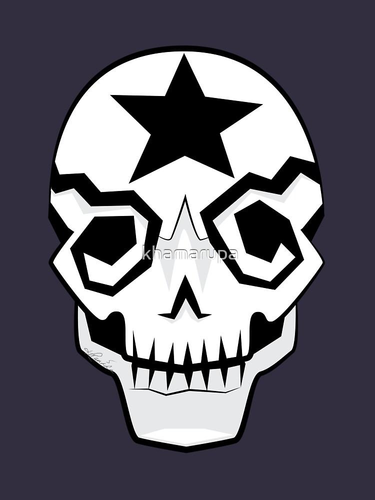Mana Skull by khamarupa