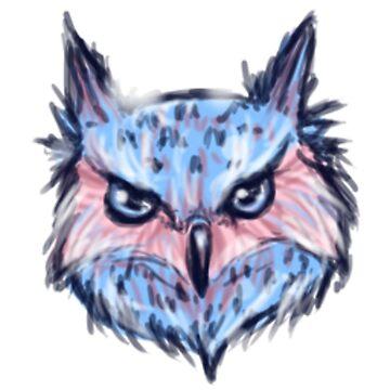 Owl by StavyG