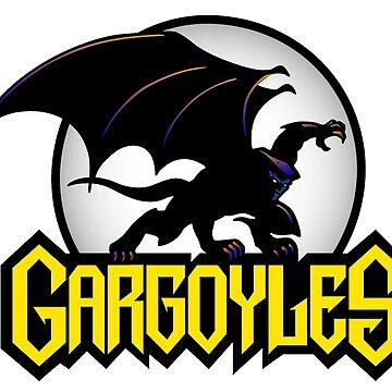 Gargoyles by Asubola