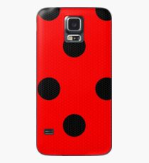 Miraculous Ladybug Hexagons Case/Skin for Samsung Galaxy