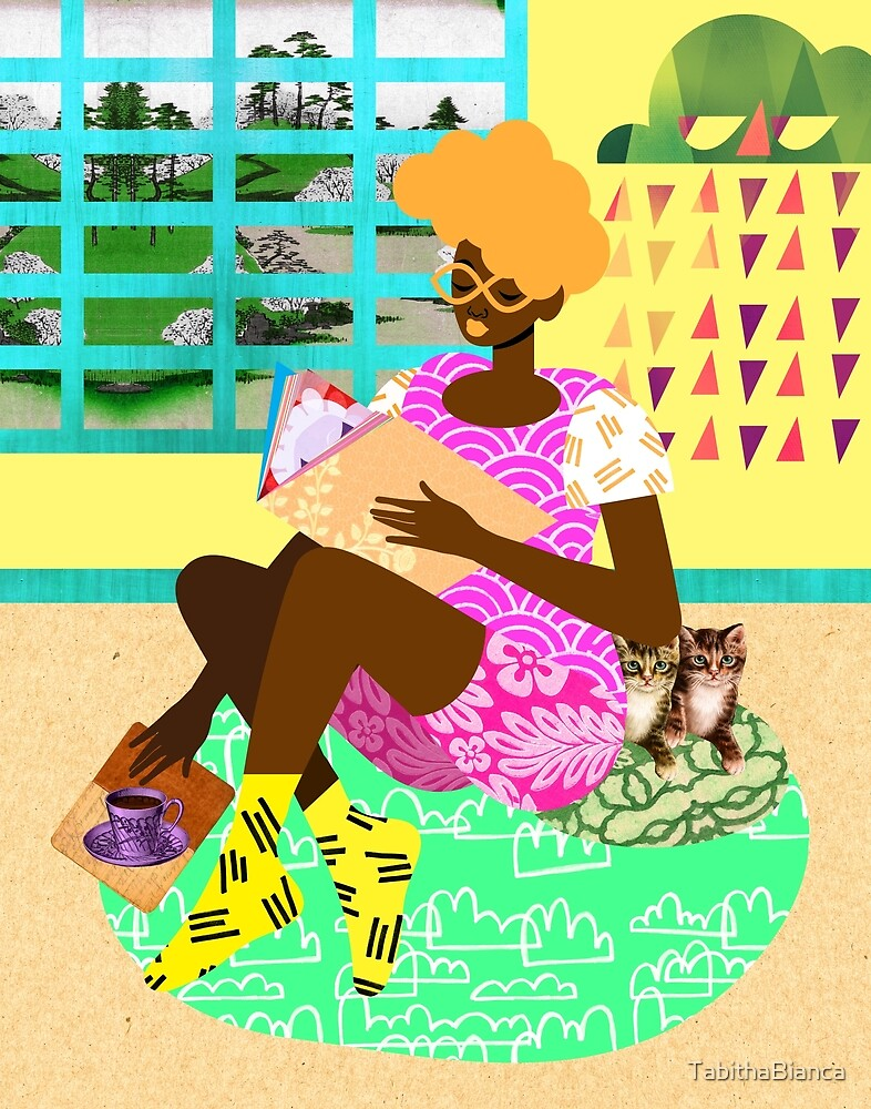 Kitten Room by TabithaBianca