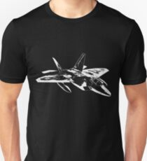 Fighter Airplane - Cool Battle Jet Aeroplane  Unisex T-Shirt