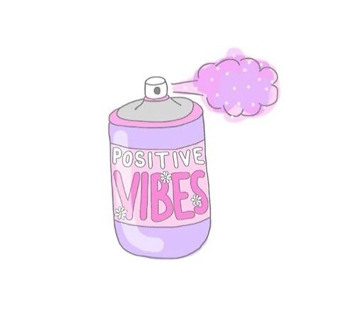 positive vibes by hloverman