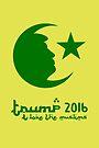 TRUMP 2016 - I love the Muslims by Alex Preiss