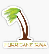 Hurricane Irma  Sticker