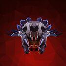 Bloodseeker Low Poly Art by giftmones