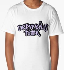 Suburb chick - Dreifbýlistútta Long T-Shirt