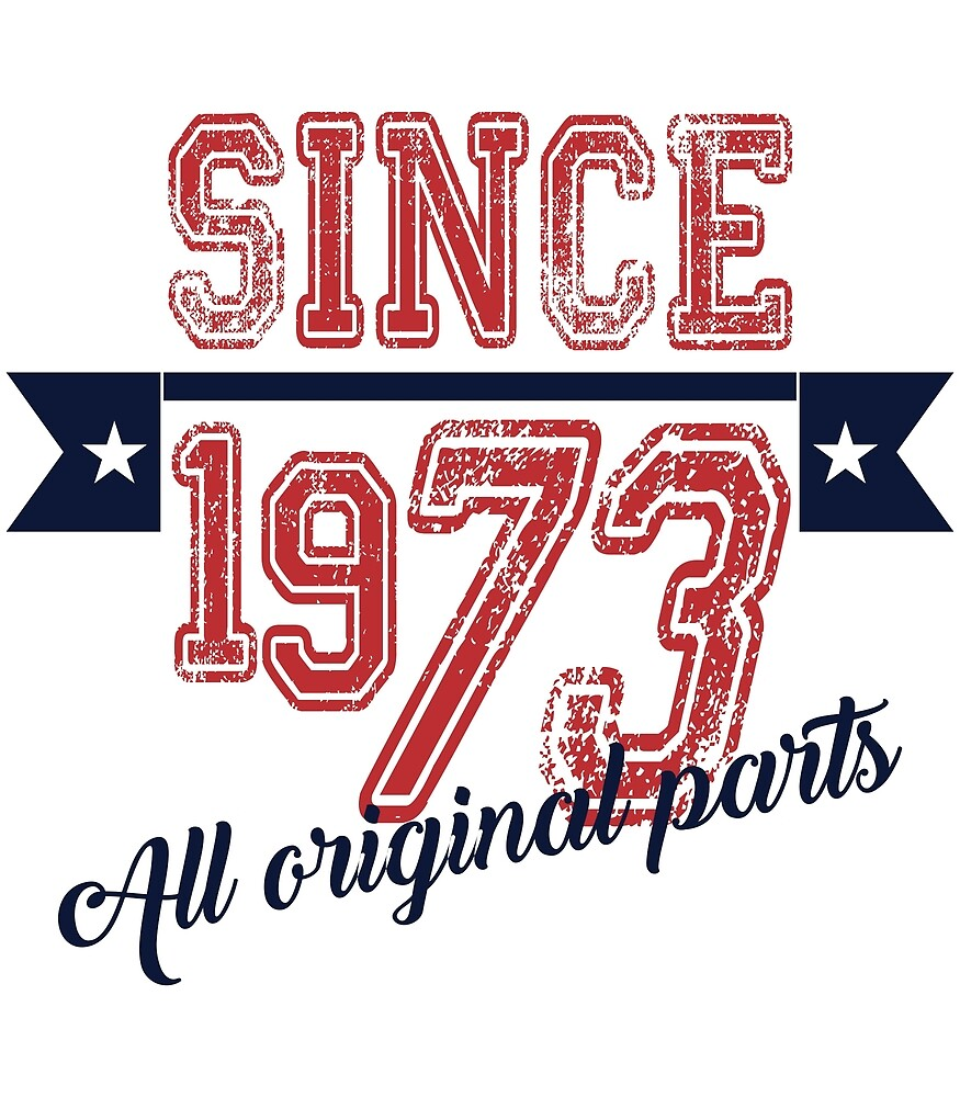 Since 1973 by capp6