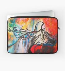 Chasing The Rain Laptop Sleeve