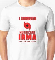 I Survived Hurricane Irma Unisex T-Shirt