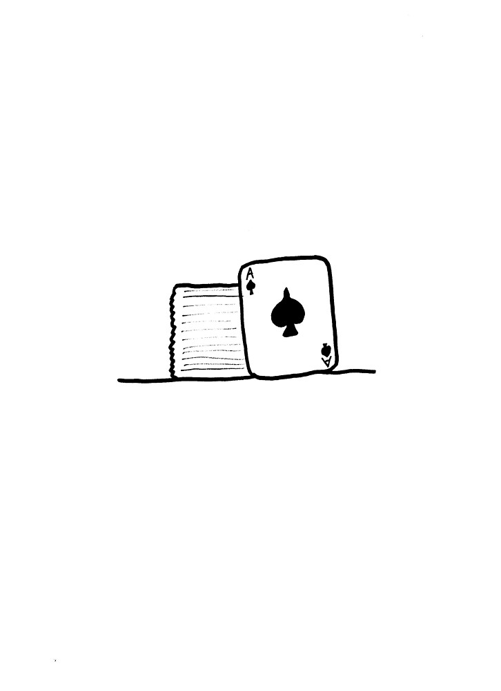 Deck of Cards by hotcheeto89