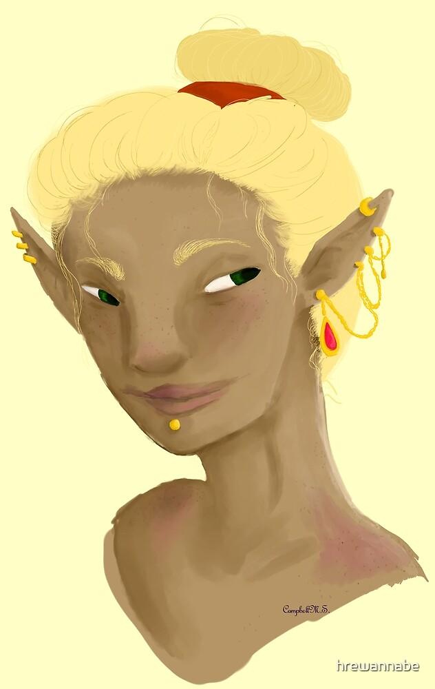 Elf by hrewannabe