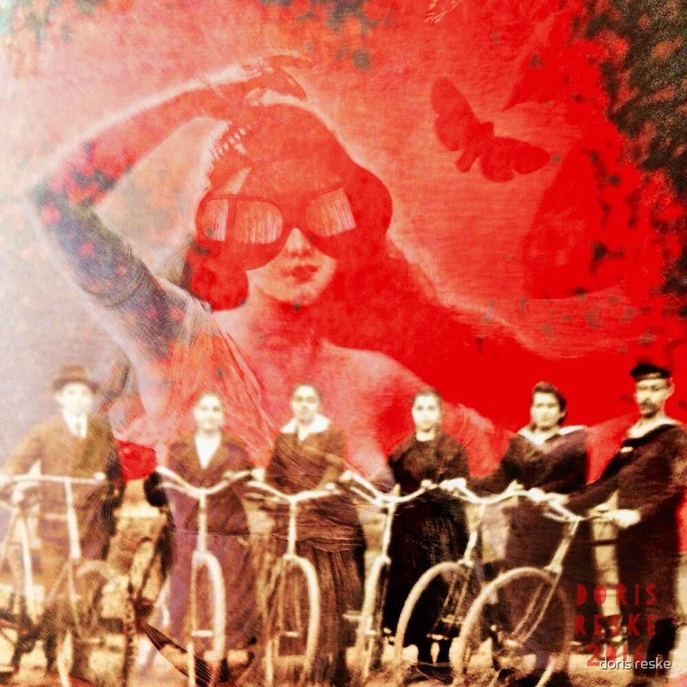 bicycletour by doris reske