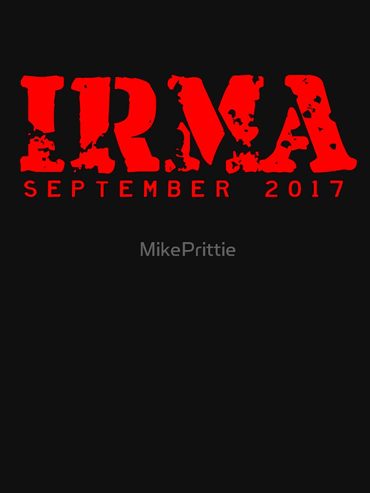 Hurricane Irma 2017 by MikePrittie