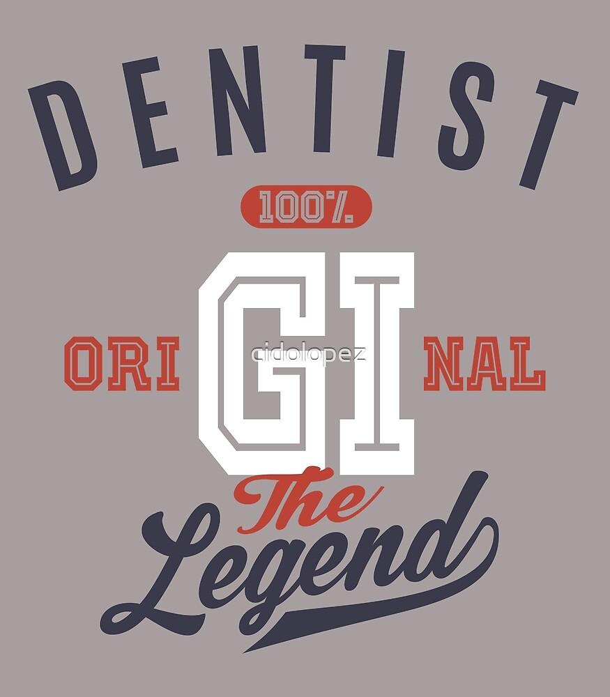 Dentist Original by cidolopez
