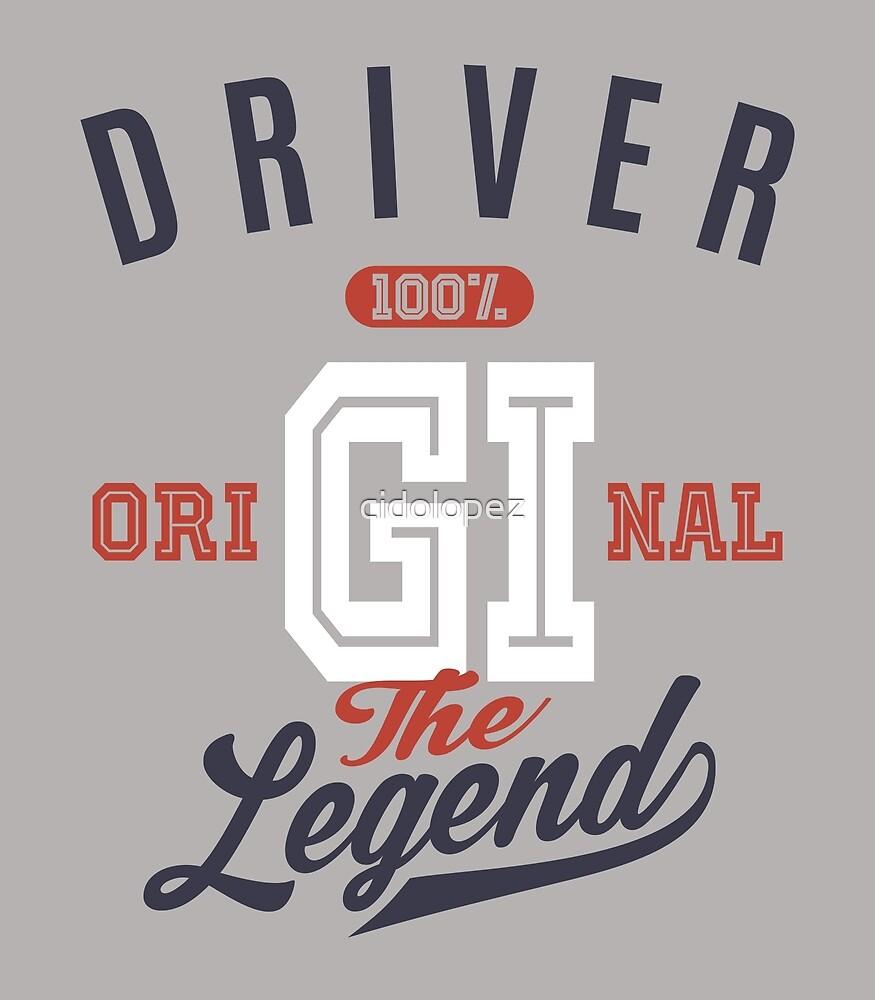 Driver Original by cidolopez