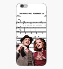 This World Will Remember Us - Bonnie and Clyde the Musical iPhone Case