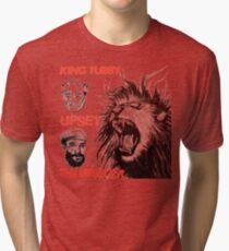 When The King Makes Upset The Upsetter Tri-blend T-Shirt