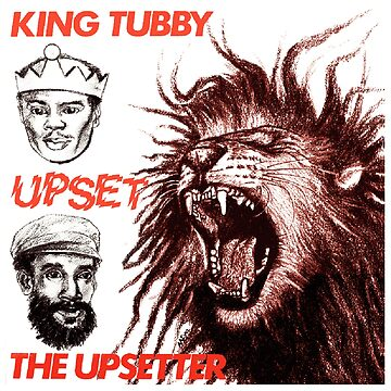 When The King Makes Upset The Upsetter by willpete