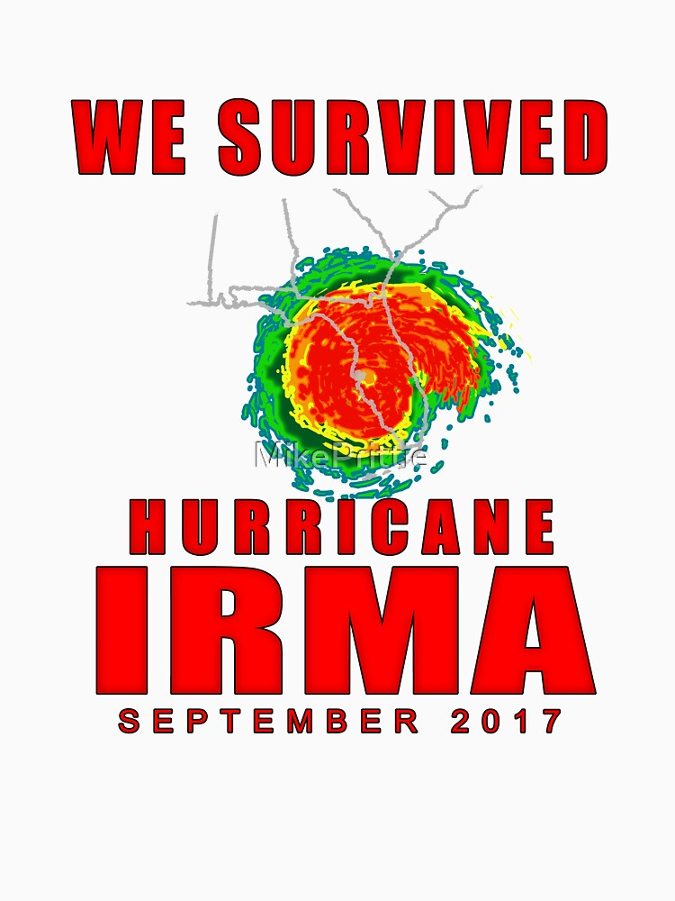 We Survived Hurricane Irma 2017 by MikePrittie