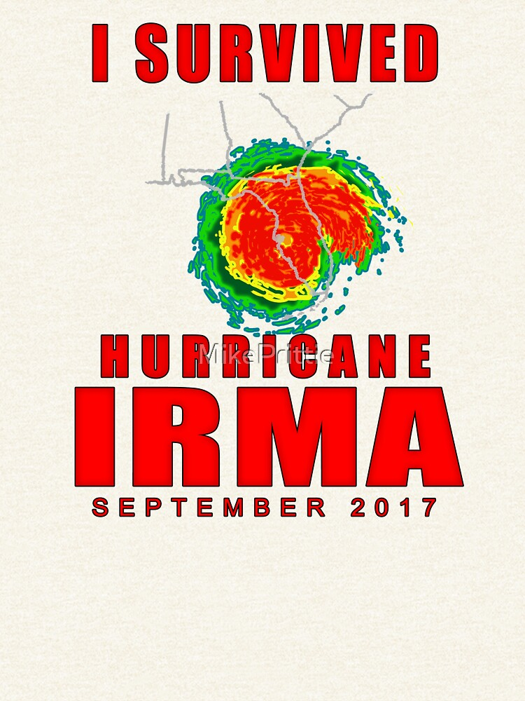 I Survived Hurricane Irma by MikePrittie