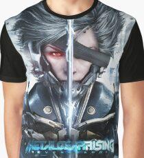Metal Gear Rising - Raiden 1 - T-Shirts/Phone Cases/Graphic T-Shirts/And Tons More! Graphic T-Shirt
